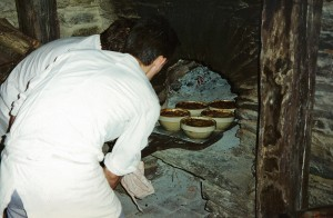 Bread Oven with Soupe àu Fromage